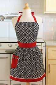 sewing apron looking for creative craft ideas and patterns pattern grey apron sewing instructions ladies retro look