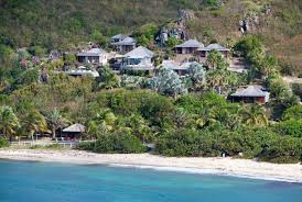Map Of St Barts by Indian Song St Barts Villa Indian Song