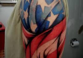 31 patriotic american flag tattoos creative fan american flag