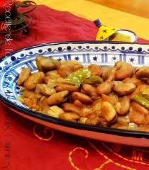 fèves sèches en sauce le cuisine de samar