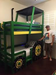 john deere tractor bunk bed do it yourself home projects from