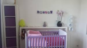 décoration chambre de bébé fille deco chambre bebe fille gris inspirationétourdissant idée