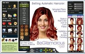 hair color simulator change hair color online upload your photo virtual hair color