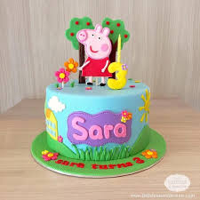 peppa pig birthday cakes 12 peppa pig birthday cake designs in singapore recommend