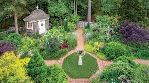 Garden Planning 101 My Mother Virginia Cottage Garden Southern Living