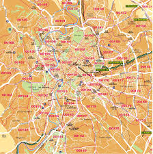 Map Of Rome Italy by Maps Of Rome Rome Info