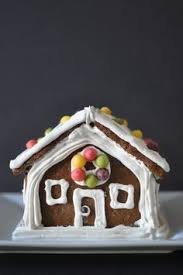 gingerbread men and gingerbread house grain free paleo