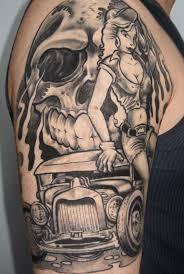 rock u0027n u0027road tattoo rockabilly tattoos ts 04