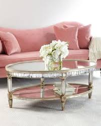 estelle mirrored coffee table silver mirrored coffee table farriers décor house pinterest