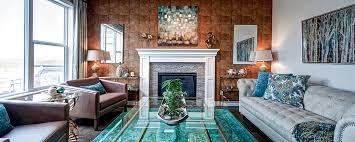 vibrant design home design trends 2016 denim blue color decor