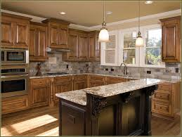 dark cabinets kitchen designs comfortable home design menards