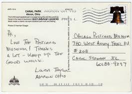 photo postcard chicago postcard museum correspondence corner