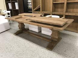 Dining Room Table Restoration Hardware by Restoration Hardware Salvaged Wood Trestle Dining Table Dining