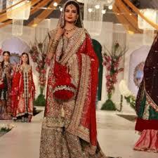 latest pakistani bridal dresses 2017 for barat day styleglow com