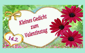 valentinstag 2018 spruche valentinstag spruche kleines gedicht zum valentinstag