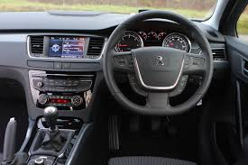 peugeot 508 interior 2017 peugeot 508 saloon review 2011 parkers