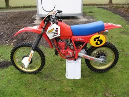 1981 Honda Cr 125 Picture 2517258