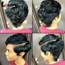 short bump weave hairstyles stylish cool short hairstyles for mens