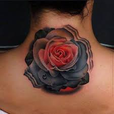 25 beautiful black rose tattoo meaning ideas on pinterest rose