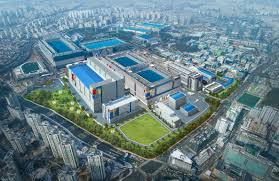 A Construction China And Semiconductors Samsung Begins Construction Of 6 Billion Euv Semiconductor Line Zdnet