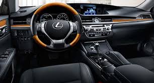 lexus sedan 2015 interior 2015 lexus es 300h information and photos zombiedrive