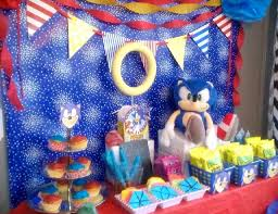 sonic the hedgehog party supplies sonic the hedgehog birthday kilian s sonic birthday bash catch