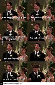 Friends Show Meme - meme friends tv wedding dress fashion dresses