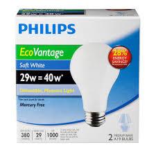 philips 409839 29 watt 40 watt equiv a19 soft white halogen