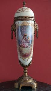 Sevres Vases For Sale Grashe Fine Art Restoration Services In Seattle