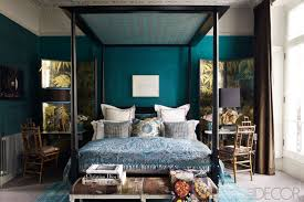 Blue Room Decor Bedroom Minimalist Blue And Brown Bedroom Decorating Design Ideas