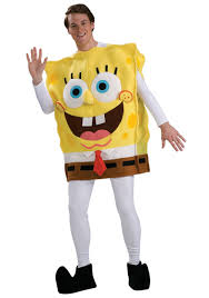 spongebob squarepants deluxe costume