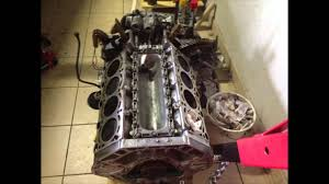 rebuilding the m60 v8 youtube