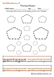 tracing shapes printables and worksheets a is for apple