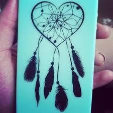 love the heart shaped dreamcatcher tattoos on wrist tattoo idea