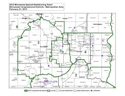 Mn Counties Map Forest Lake Times Big Change For Dist 52 6th District