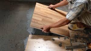 Ceramic Tile Flooring Installation House Construction Installation Wood Look Ceramic Tiles On Floor