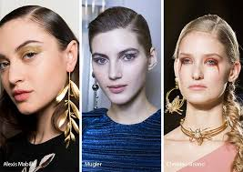 earrings trends fall winter 2017 2018 accessory trends glowsly