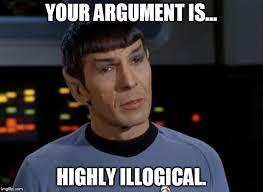 Spock Memes - spock illogical meme generator imgflip