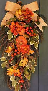 284 best fall wreaths images on autumn wreaths