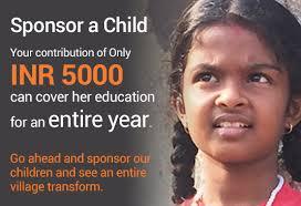 sponsor a child hkvp foundation