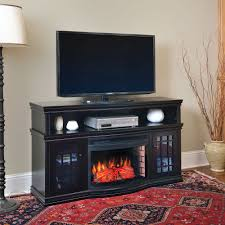 Led Fireplace Heater by Dwyer Electric Fireplace Media Console In Espresso Mtvsc2513se