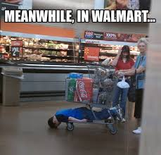 Funny Walmart Memes - meanwhile in walmart jokeitup com
