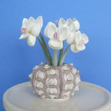 Flower Vase Crafts 60 Intriguing Seashell Crafts For Kids With Common Art Supplies