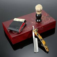 Old Fashioned Shave Kit Popular Leather Shaving Kits Buy Cheap Leather Shaving Kits Lots