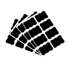 aliexpress com buy yks 36pcs set fancy blackboard sticker craft
