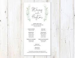 Wedding Program Stationary 73 Best Wedding Stationary Images On Pinterest Wedding