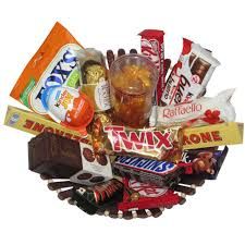 Ice Cream Gift Basket Chocolate And Ice Cream Chittagong City Free Gift Delivery
