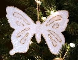 Glitter Butterfly Christmas Decorations by Chrismons Christian Symbol Ornaments For Next Year U0027s Christmas