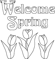 download springtime coloring pages ziho coloring