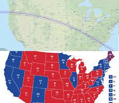 2016 Election Prediction Map by Eclipse Predictions Sol Ascendans The Website Of Alex Sumner